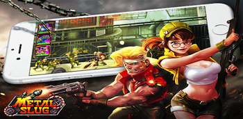 Metal Slug Revolution