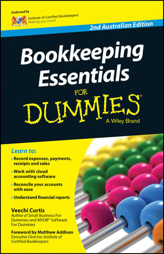 Bookkeeping Essentials For Dummies – Australia